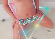 Kristin de estrenodiscreta, educada consentidora