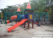 Resbaladeras juegos parques