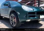 Porsche cayenne s 2003, contactarse.