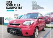 Kia soul full equipo tm 2010. motor 1.6 Único dueÑo