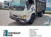 Chevrolet nhr 2006. muy resistente.