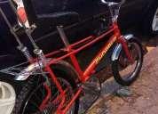 Vendo bicicleta chopper con toda sus piezas