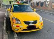 Se vende taxi legal, oportunidad.