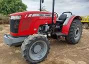 Tractor frutero massey ferguson compacto 4283 de 90 hp