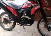 Vendo moto marca igm motor 250.