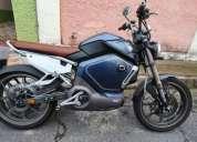 Motocicleta electrica super soco, contactarse