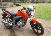 Se vende moto suzuki 125