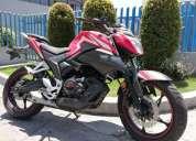 Moto loncin cr5 pro 2021
