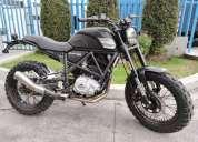 Moto daytona scrambler 2021