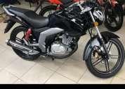 Moto gsx 125 casi nueva, contactarse.