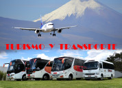 Compañía de turismo y transporte en venta
