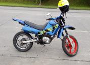 Motocicleta shineray de venta 0991033634