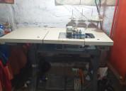 Máquina de coser kingtex