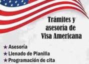 Asesorìa para tràmite de visas