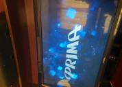 Tv lcd prima de 32pulgadas tiene para hdmi usb no