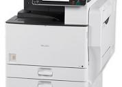 Mantenimiento copiadoras ricoh/ duplicadoras