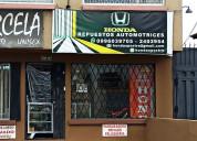 Se requiere vendedor de repuestos automotriz
