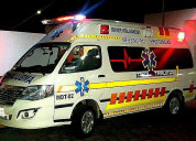 Ambulancia 24 hrs. meditrauma ec. ambulancia