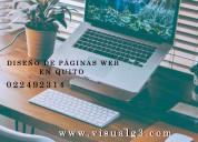 Diseño de paginas web en ecuador