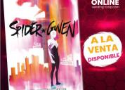 Comic spider-gwen venta ya