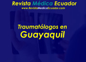 Traumatólogos guayaquil:: directorio médico