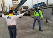 Curso de seguridad en trabajo en altura con pemp