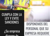 Servicio tecnico de seguridad medico ocupacional