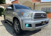 Toyota sequoia 2013 47000 kms