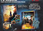 Harry potter colecciones Álbumes mÁs cromos