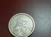One dollar sacagawea del 1999