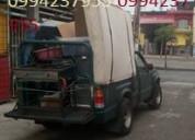 Camioneta para fletes gpsr guayaquil