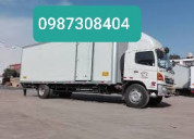 Transportes para mudanzas empaques 0987308404