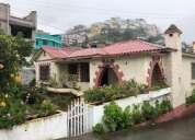 Casa esquinera de terreno ciudadela