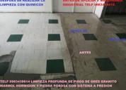 Limpieza de centros deportivos telef 0996818473