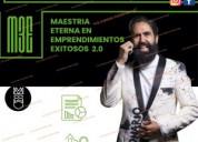 M3e 2021 | maestría eterna en emprendimientos exit