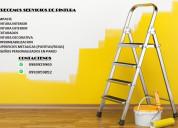 Se ofrecen servicios de pintura