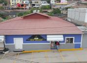 Discoteca y minimarket en catamayo (loja)
