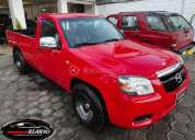 Mazda bt 50 cs 2 2 2009 214000 kms