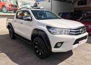 Toyota new hilux 2 4 cd 4x4 2016 105000 kms