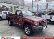 Toyota hilux cs 4x4 2005 158000 kms