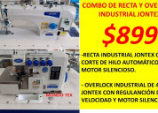 Maquinas de coser industriales