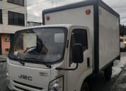 Necesitó trabajo para camion jmc de 3.2 toneladas