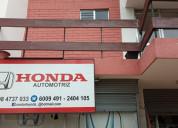 Honda repuestos quito