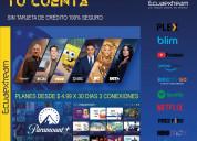 Cuentas netflix disney hbo max star+ spotify iptv