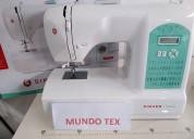 Maquina de coser singer 6660