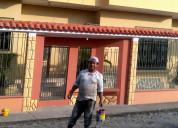 Maestro pintor cotizaciones a domicilio