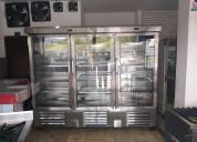 Vendo frigorifico mixto vertical, gondolas, estant