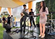 Grupo musical para eventos bossa jazz
