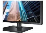 Monitor samsung s24c650xl series fhd 1920 × 1080 d