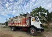 Camión mercedes-benz 1990/ serie 1419